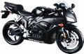 Honda CBR1000RR Zwart  Black 1/12