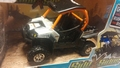 Buggy Quad Side X Sides Zilver Silver RZR 1/32