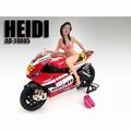 Figuur Heidi zonder Moto without Bike 1/12