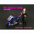 Figuur Female Biker Figure 1/24