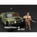 Figuur Military Police Figure IV 1/18