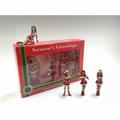 Kerst figuren Christmas Figures 1/24