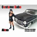 Figuur Alexa Figure Costume Babe 1/18
