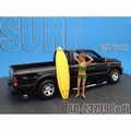 FiguurJodi Figure + surf board 1/18