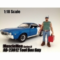Figuur Tool box Guy Musclemen Figure II 1/18