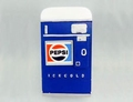 Drank automaat blauw Vending Machine Blue