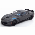 Chevrolet Corvette 2017 Grand Sport Grijs - Grey 1/18