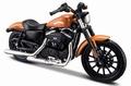 Harley Davidson Sportster Iron 883  Oranje brons 2014 1/18