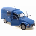 Citroen Acadiane 1984 Blauw Blue 1/18