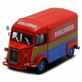 Citroen Type HY-IN2 1970 fourgon 1600 Diesel Bibliobus 1/43