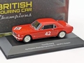 Ford Mustang # 42 BTCC Champion 1965 Roy Pierpoint 1/43