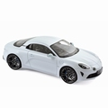 Alpine A110 Première Edition 2017 Wit  White 1/18