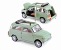 Fiat 500 Giardiniera 1962 Licht Groen  Light Green 1/18