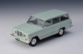 Jeep Wagoneer 1962 Groen  Green 1/43