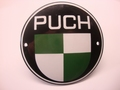 Puch Ø 10 cm Emaille