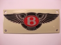 Bentley 14 x 6 cm Emaille