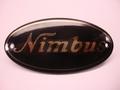 Nimbus Ovaal 5 x 10 cm Emaille