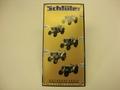 Schluter Traktor motoren fabrik RH 10 X 20 cm Emaille