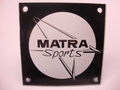 Matra Sports 10 X 10 cm Emaille