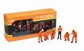 Jagermeister Pit crew figuren set figures 1/18