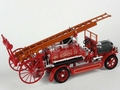 Leyland FK 1  1934 art43009 red black Brandweer 1/43
