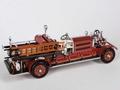 Ahrens Fox  N S 4 1925 art 43004 Brandweer 1/43