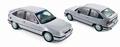 Opel Kadett GSI Zilver  Silver 1987 1/18