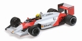Mc Laren Honda MP4/3B F1 testcar 1987 1/18