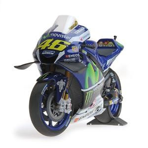 Yamaha YZR-M1 Valentino Rossi Movistar Moto GP 2016 Winner 1/12