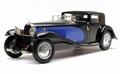 Bugatti Type 41 Royale 1929 Zwart blauw  Black Blue 1/43