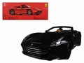 Ferrari California T open top cabrio Zwart  Black 1/18