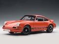 Porsche 911 Carrera RS 2,7 1973  Orange/black stripes 1/18