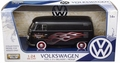 VW Volkswagen Type 2 ( T1) Delivery van Custom Garage 1/24