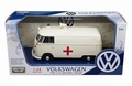 VW Volkswagen Type 2 ( T1) Delivery van Red cross ambulance 1/24