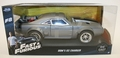 Dom's ICE Charger Zilver Metallic Silver 1/24