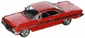 Dom's Chevrolet Impala  Rood Red 1/24