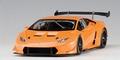Lamborghini Huracan  LP620-2 Super Trofeo Oranje Orange 1/18