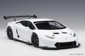 Lamborghini Huracan  LP620-2 Super Trofeo Wit White 1/18