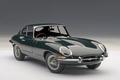 Jaguar E-Type Coupe Series 1 Groen Green 1/18