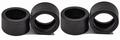 Ninco 4 banden 20,5 x 11,5 LP slick tyres 1/32