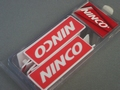 Ninco 10 vangrail reclame borden 1/32