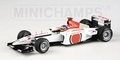 Honda BAR schowcar 2003 J,Villeneuve 1 of 1206 pcs Formule 1 1/18