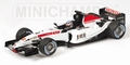 Honda BAR schowcar 2005 T,Sato 1 of 3606 pcs Formule 1 F1 1/18