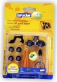 Bruder Mini JCB sleutelhangerset - Key ring set