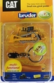 Bruder Mini CAT Buldozer sleutelhanger - CAT key ring