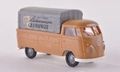 VW Volkswagen bus T1b pick up Bruin - Brown 1/87