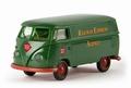 VW Volkswagen Bus T1b Railway Express Agency Groen -Green 1/87