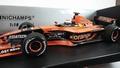 Orange Arrows Asiatech A22 J,Verstappen F1 Formule 1 1/18