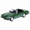 Jaguar XJS Cabrio Groen - Green 1/87
