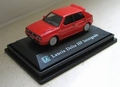 Lancia Delta HF Integrale Rood - Red 1/72